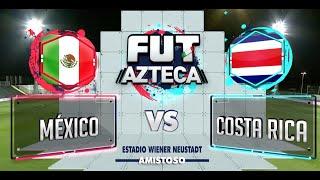 México 1-0 Costa Rica | Resumen | Selección Azteca
