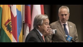 الأمين العام: الوضع في اليمن هو أسوأ أزمة إنسانية في العالم