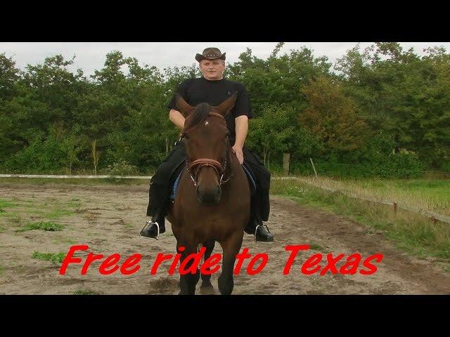 Free ride to Texas