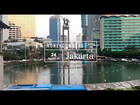 Honeycombers Guide to 24 Hours in Jakarta