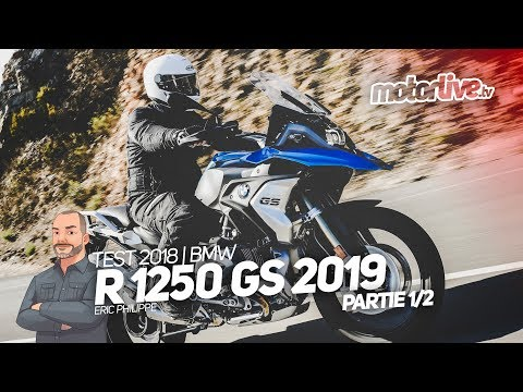 BMW R1250GS 2019 : le retour du Roi | TEST 2018