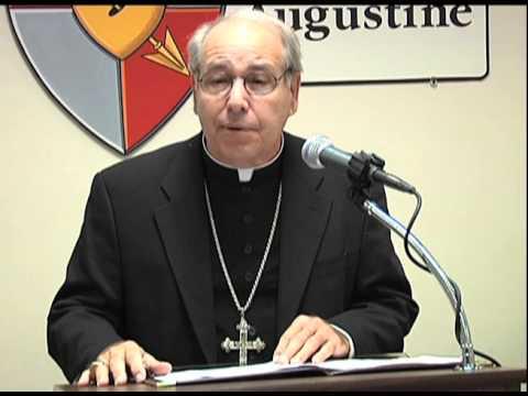 Welcome Bishop Felipe Estevez