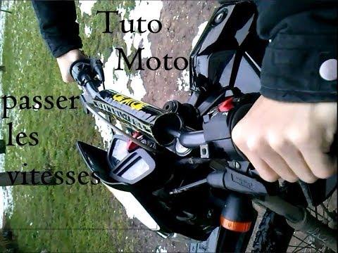 Moto quand passer les vitesses