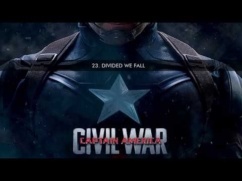 Divided We Fall HQ Extended Theme   Captain America  Civil War Soundtrack