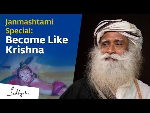 Become Like Krishna - Here's How | Sadhguru