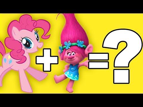 Trolls + My Little Pony = ???