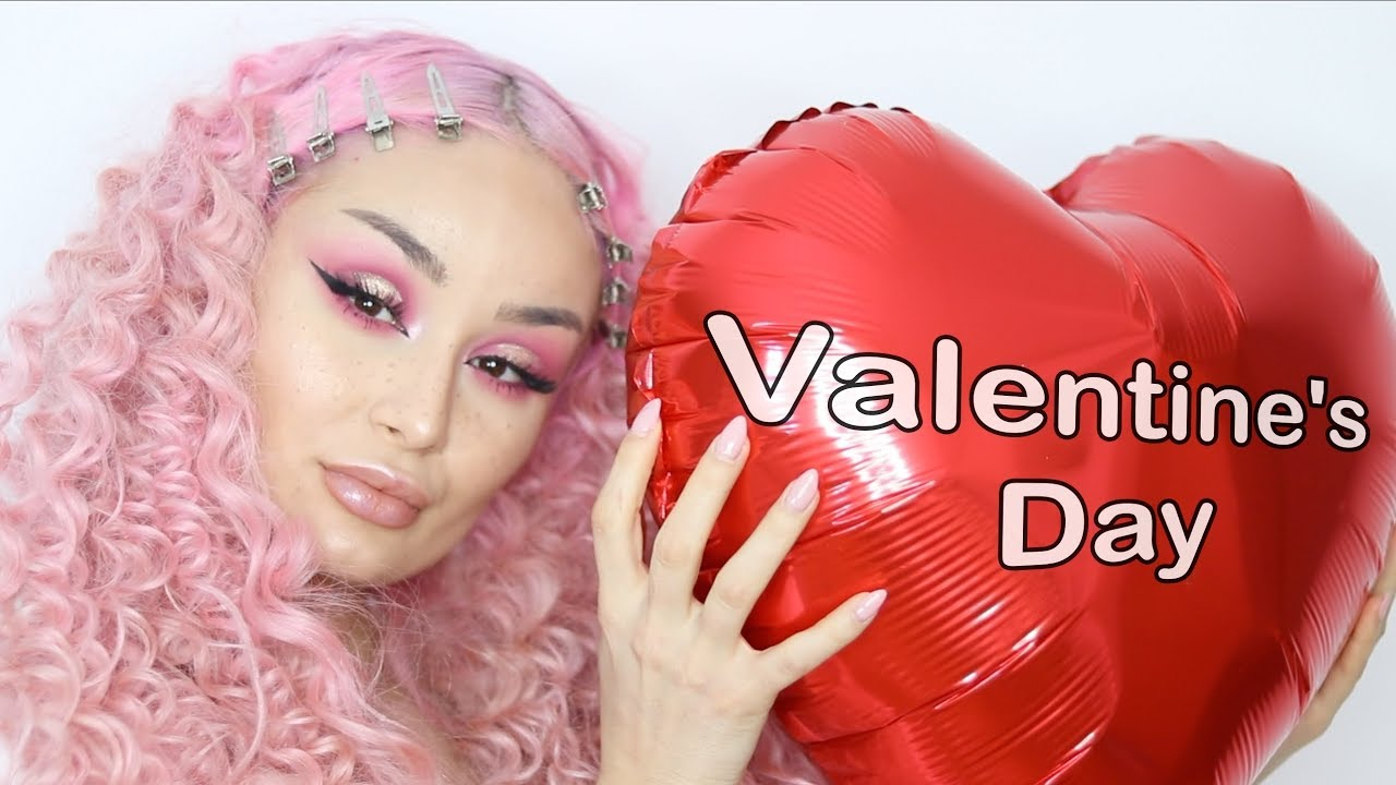 TUTORIAL | MACHIAJ DE VALENTINE'S DAY | CHIT CHAT GRWM