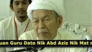 Jahanam Negeri Keranamu - Nik Aziz