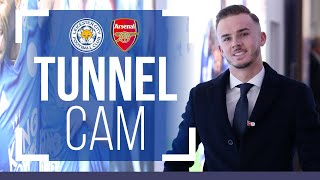Tunnel Cam | Leicester City vs. Arsenal | 2019/20