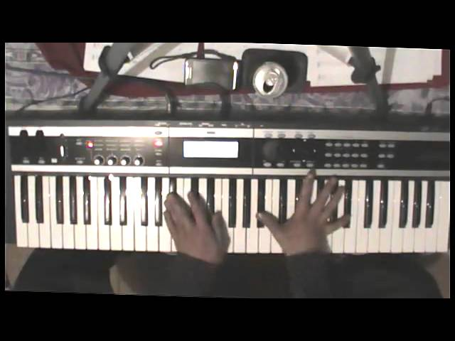 Marc Anthony - Vivir Mi Vida (Piano Cover) Videos De Viajes