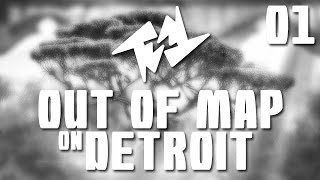 Out of Map on Detroit || WORKS || MaiiKoo