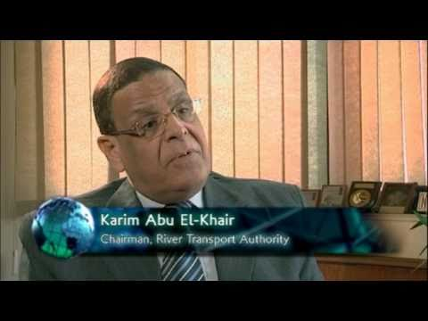 World Business: Nile Freight Shipping 19/11/2010