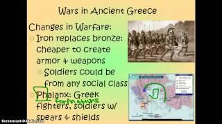 Persian & Peloponnesian Wars