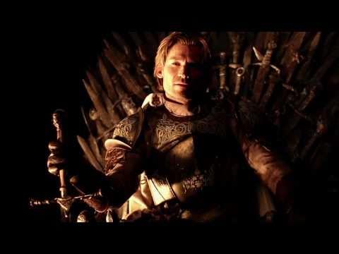 Тизер «Железный трон» +русские субтитры