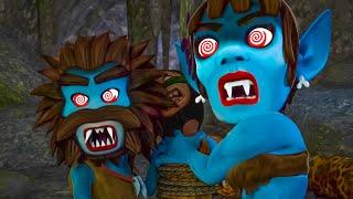 Oko Lele - All episodes (21-30) compilation - CGI animated short
