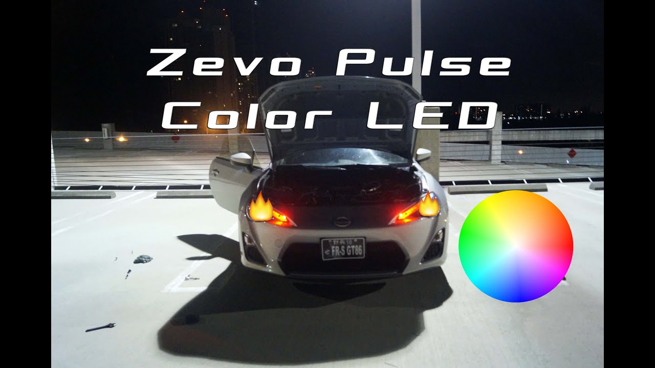 Colour changing car technology - Colour Changing Car Technology 22