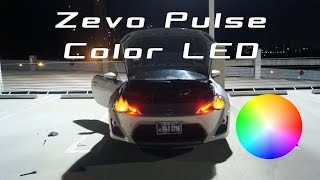 Installing Color Changing LED Headlights On my FRS!