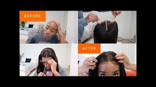 VERY DETAILED |HOW TO LAY YOUR WIGS in 5 mins |HairViVi