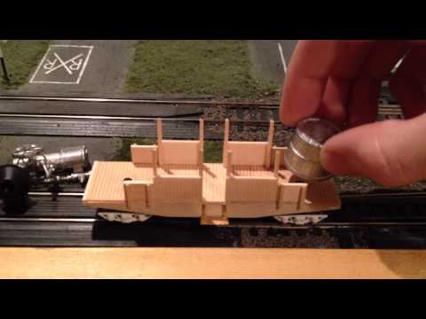 Powered Climax steam engine project!