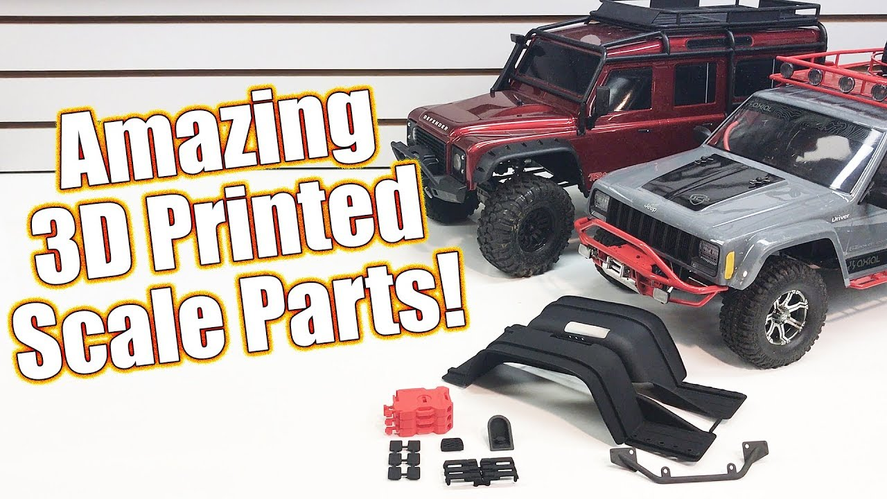 Traxxas Rustler Parts Diagram 3d Sample Wiring Vxl List Scaleify Your Axial Scx10 Or Trx 4 Knight Customs Scale Rh Youtube Com 2wd Bodies