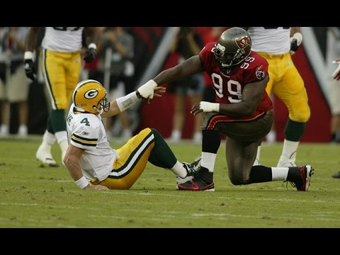 Tampa Bay Buccaneers vs Green Bay Packers 2002