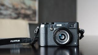 Fujifilm X100T Camera: The SnapChick Review