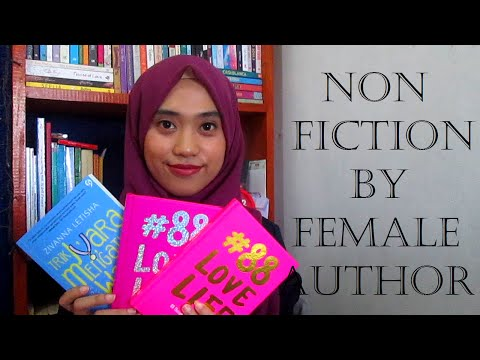Book Recommendation: Non Fiction by Female Authors | Booktube Indonesia Mp3