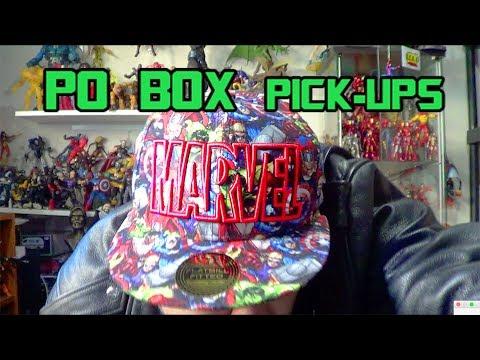 PO Box Pick UPs 1:19:18