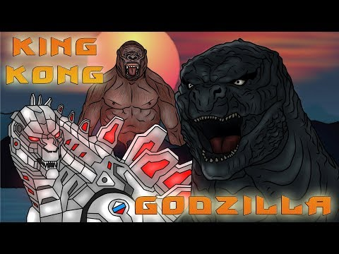King Kong vs. Godzilla (2018) -  Full version