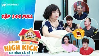 Gia đình là số 1 sitcom | Tập 144 full: Bà Bé Năm bỏ nhà đi và gặp nạn khiến cả nhà một phen hú vía