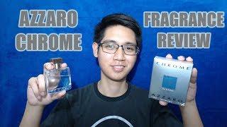 Azzaro Chrome (1996) | Fragrance Review