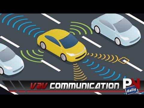 Future Vehicles May Have V2V Communication