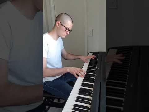 Brother Piano Cover (Matt Corby)