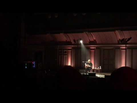 Trey Anastasio - Tide Turns - Acoustic - 3/10/17 - Troy Savings Bank Music Hall - New York