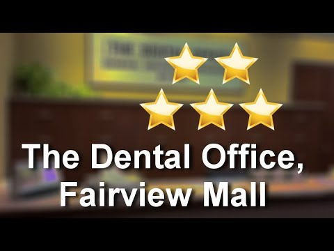 The Dental Office, Fairview Mall North York Exceptional 5 Star Review by Marco B