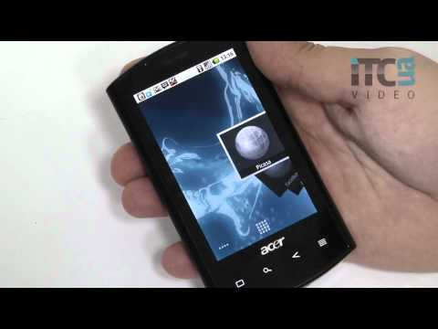 Обзор Acer Liquid E