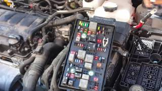 Chevy Cruze fuse box fails causes power windows, lights and turn signals to  not work properly. - YouTube | 2015 Chevy Cruze Fuse Diagram |  | YouTube