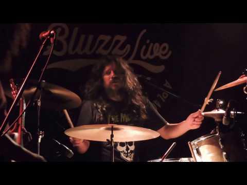 MOTOSIERRA - en Bluzz Live Montevideo, Uruguay (8/4/2017)