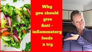 Sjogren's and anti-inflammatory foods