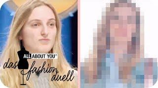 Johanna (21) wird Dank Umstyling noch schöner! | All About You - Das Fashion Duell