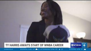 Tyasha Harris Selected In WNBA Draft