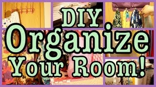 Organize & Maximize Your Room, Closet & Bathroom!