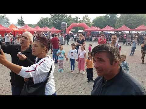 HANGITELE la Caracal, Turneul National -100 Ani Romania, iunie 2018