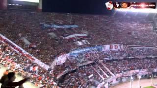 MIRA QUE DISTINTOS SOMOS + YO TE QUIERO - River Plate vs San Jose - Copa Libertadores 2015