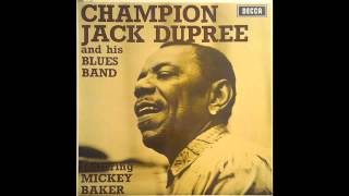Champion Jack Dupree featuring Mickey Baker - Come Back Baby