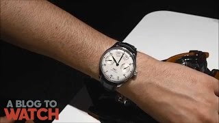 IWC Portugieser Watches For 2015 | aBlogtoWatch