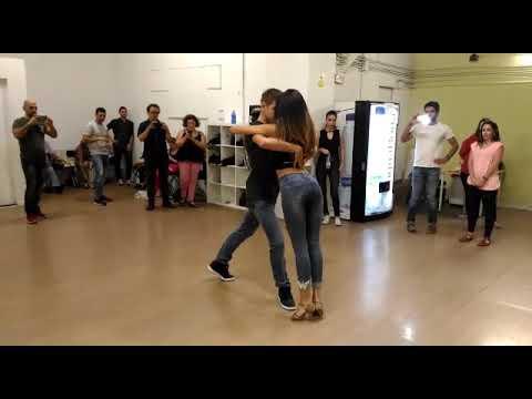Yo no sé mañana (versión bachata) - BACHATA SENSUAL con JORGE Y MÓNICA - www.madrid-dance.com