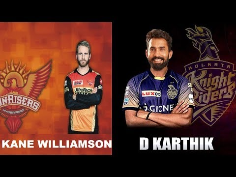 IPL 2018 | KKR VS SRH | SRH VS KKR | match 10 | highlights | 1ST innings |