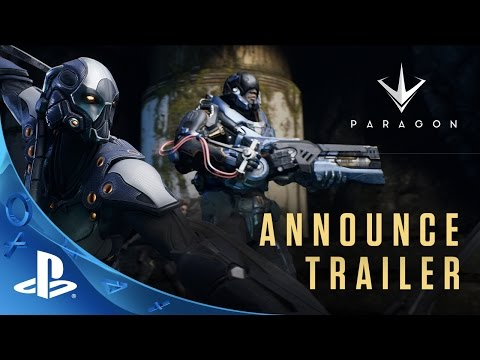 PlayStation Experience 2015: Paragon - Announce Trailer   PS4