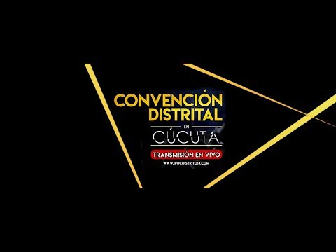 Convención IPUC Cúcuta 2017 sábado